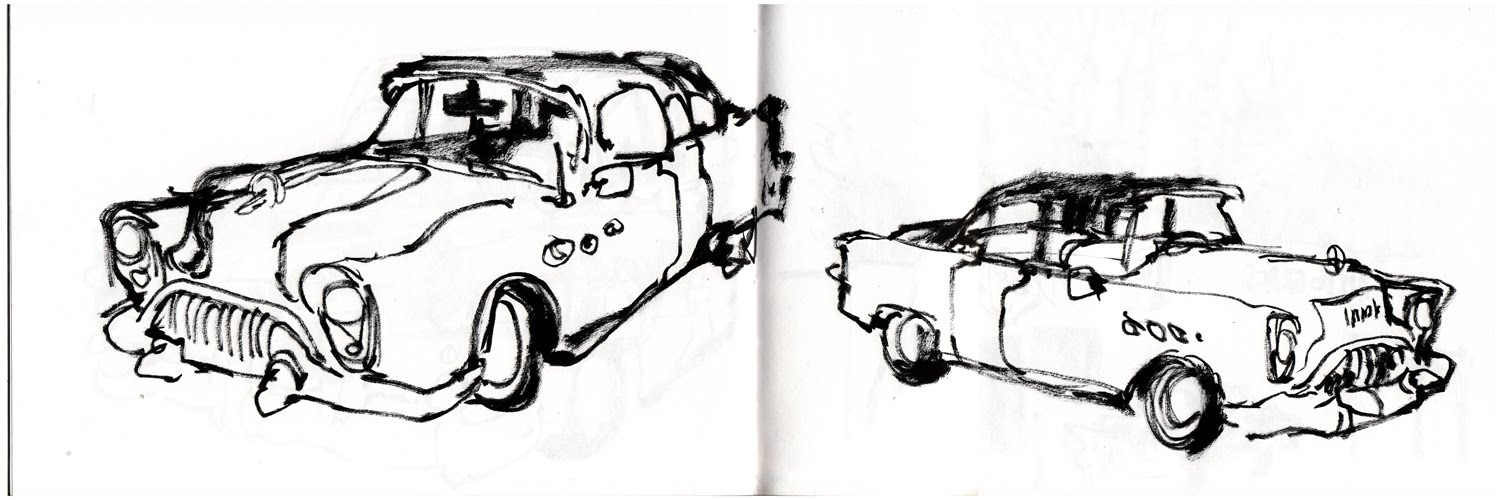 Sketch Adventure Just Like A Car You Re Pleasing To Behold