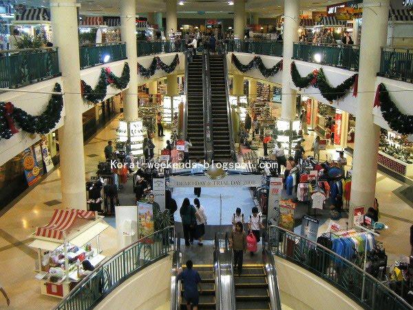 Korat Weekends Blog The Mall Korat
