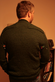 Knit Jones S S Seamless Hybrid Sweater