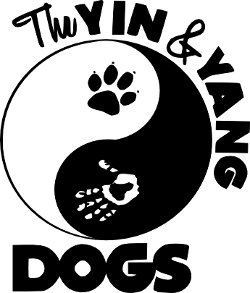 The yin & yang dogs