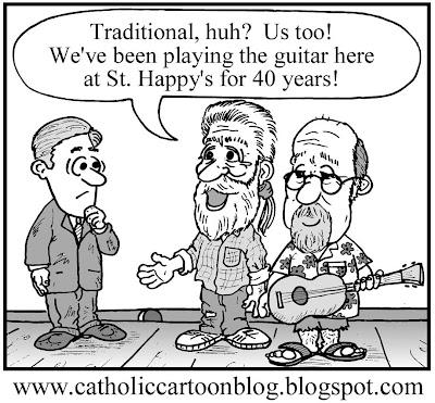Bad catholic blog