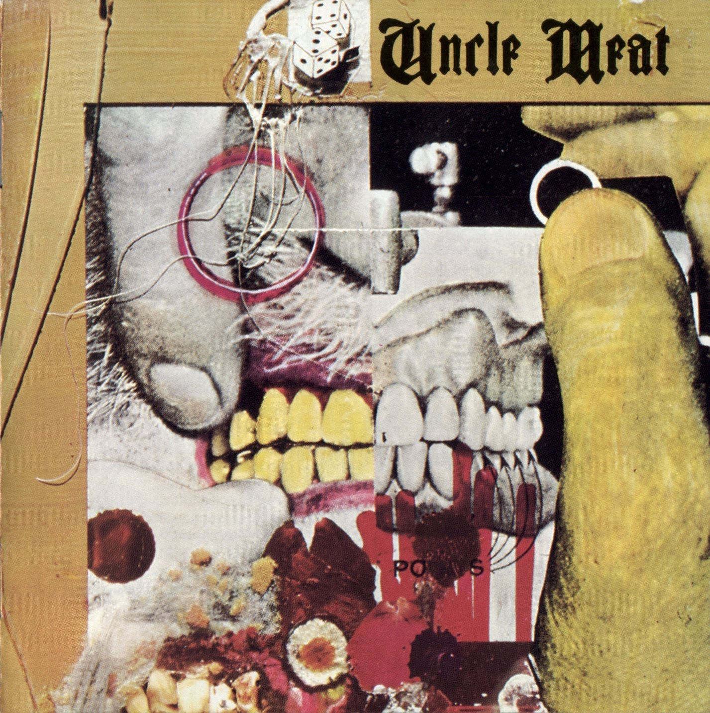 Som Contra Nuvens Frank Zappa Uncle Meat 1969