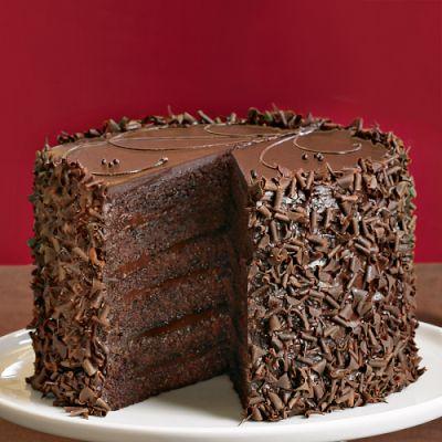 Happy Birthday Celebrate With Cakes And Chocolates