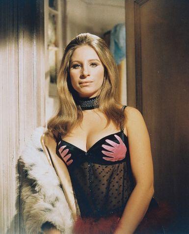 Barbra Streisand Sexy 6