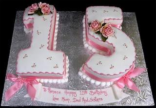Oh Carpe Diem Sweet 15 16 01 Birthday Cakes