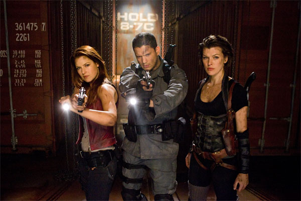 resident evil 5 movie trailer