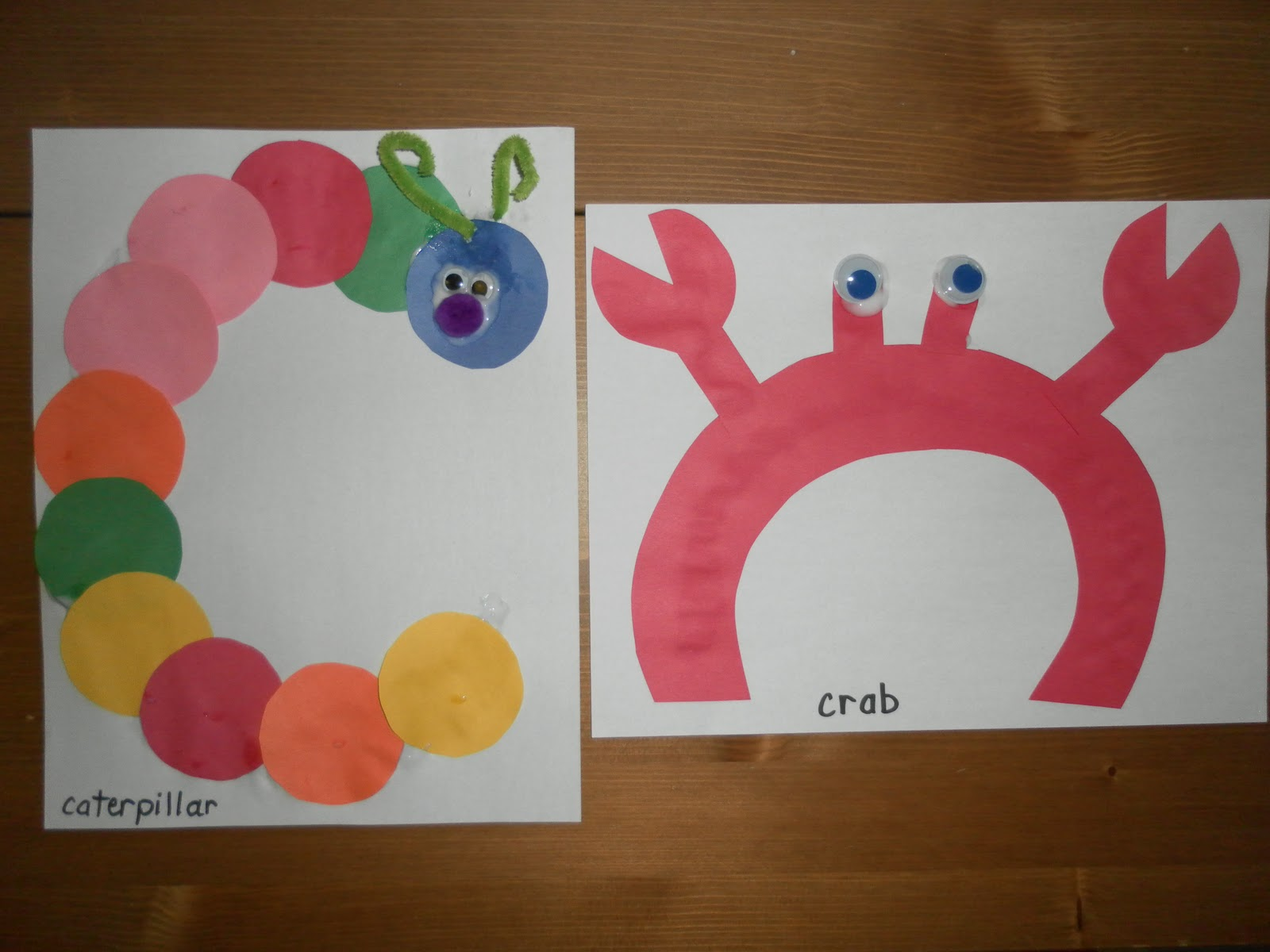 T Is For Tree A Letter Of The Week Preschool Craft