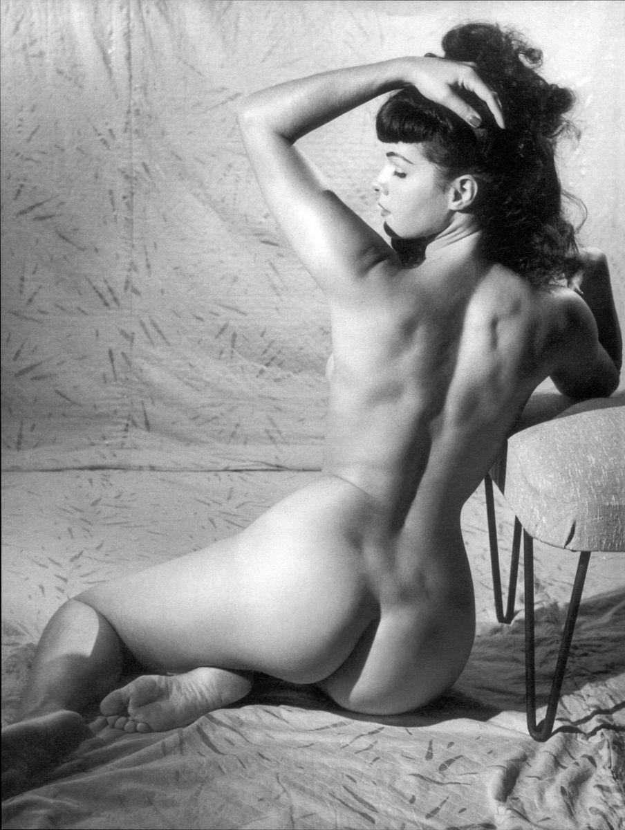 Betty page bukkake