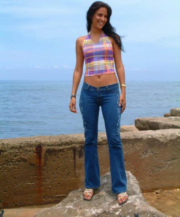 Fashion Celebrity Bancaan Bangladeshi Hot Aroosa Rehman-8364