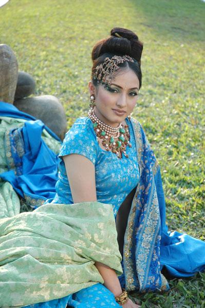 Fashion Celebrity Bancaan Bangla Model Sujana-5066