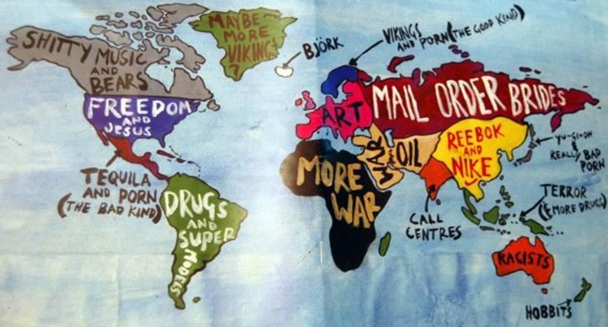 All the Funny Ones ! : Funny view of the world ...