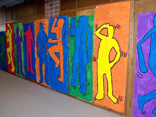 Art & Ideas Grow Keith Haring Pop
