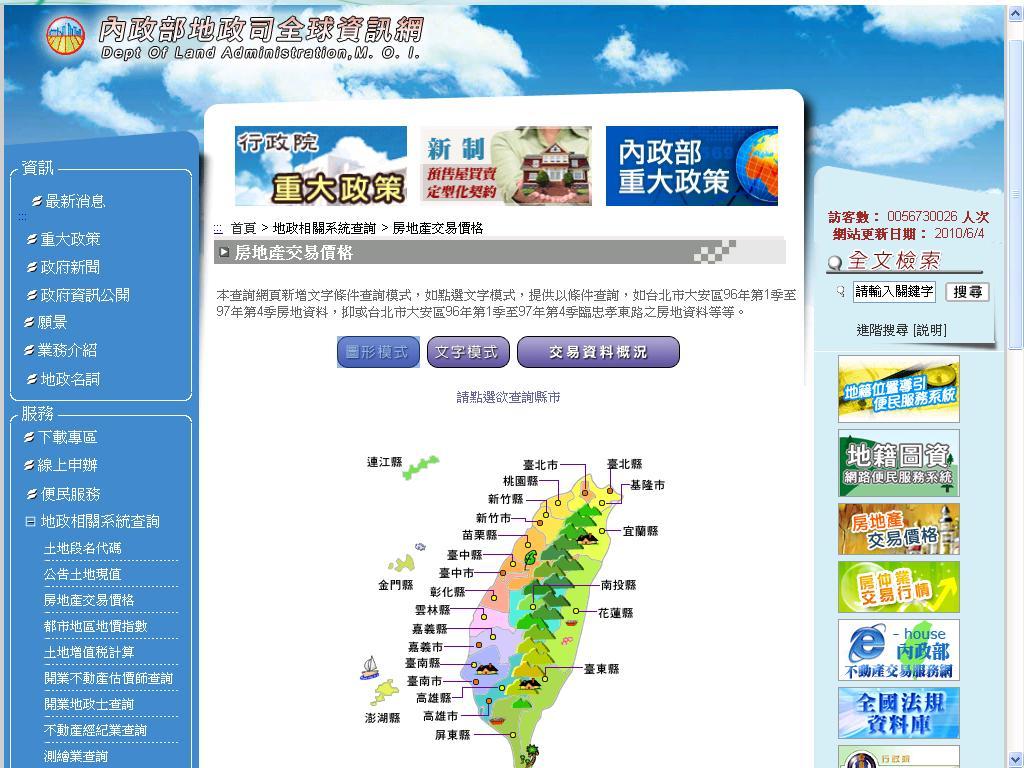 Hubert Hsu's blog......青青河畔草-網路文摘雜誌..... net digest: 房地產交易價格