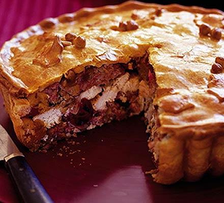 Christmas pie recipe