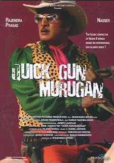 Rajendra Prasad's Quick Gun Murugan for London Film Festival