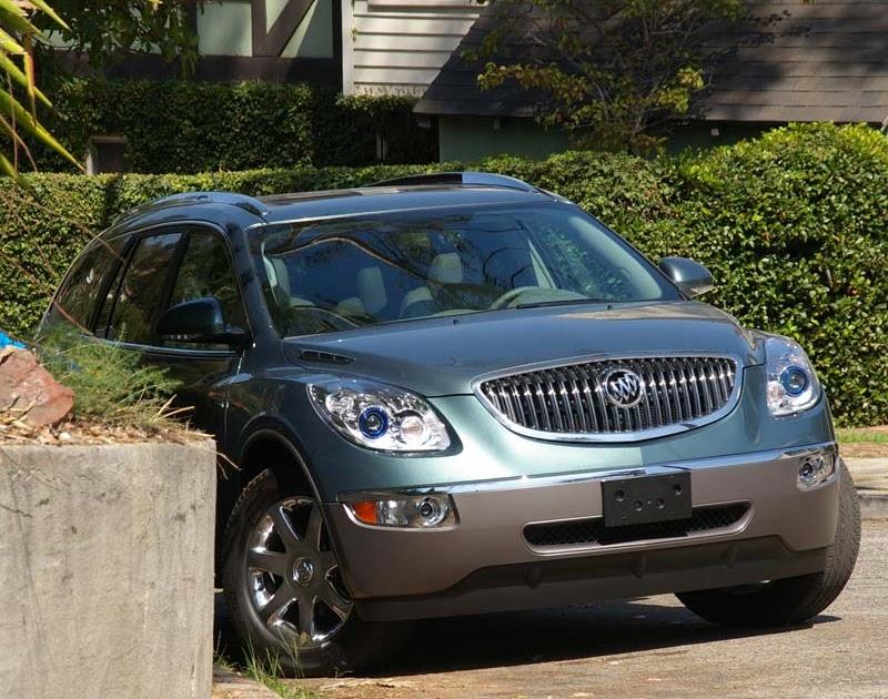 Burlappcar: Buick Enclave review