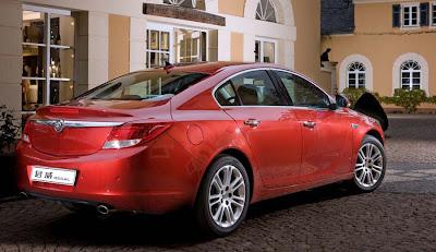 Burlappcar: Buick Regal