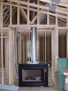 Heatilator Wood Burning Fireplace Home Construction