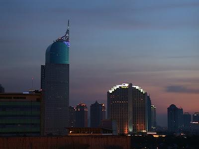 Thread or Trick Icon Kota Jakarta