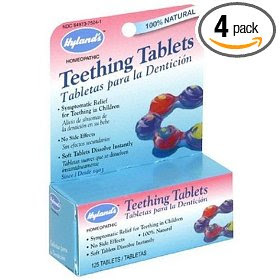 Whole Foods Teething Tablets