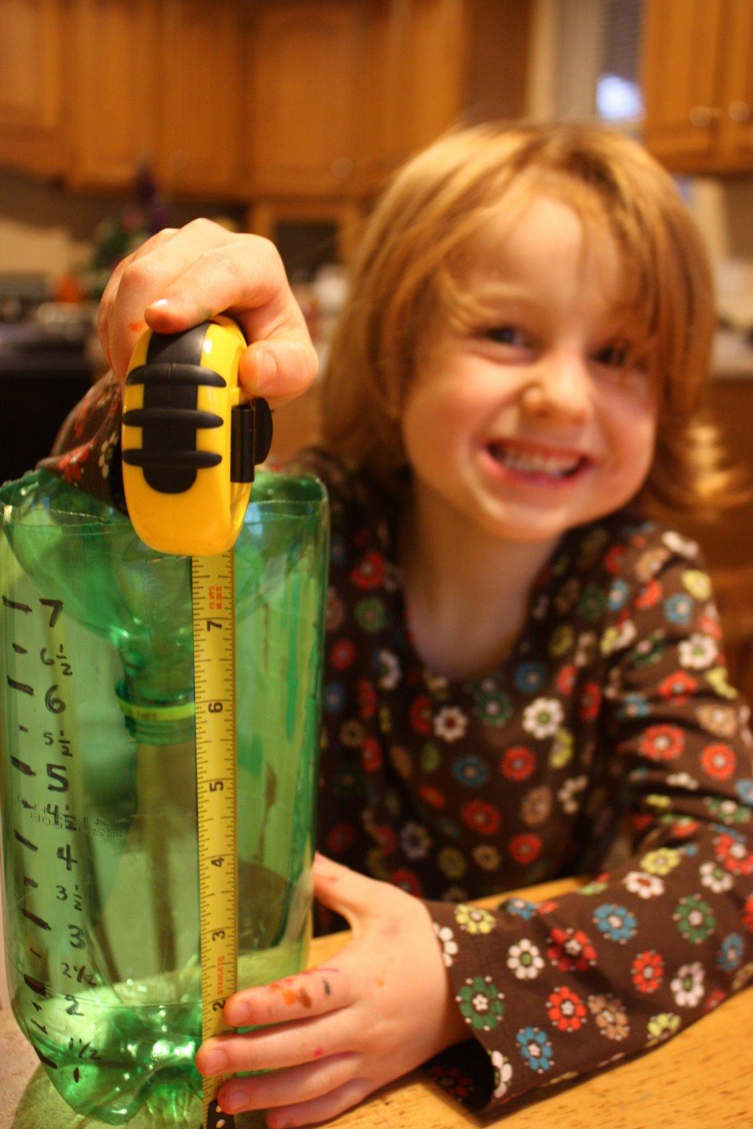Fun Crafts For Preschoolers Homemade Rain Gauge
