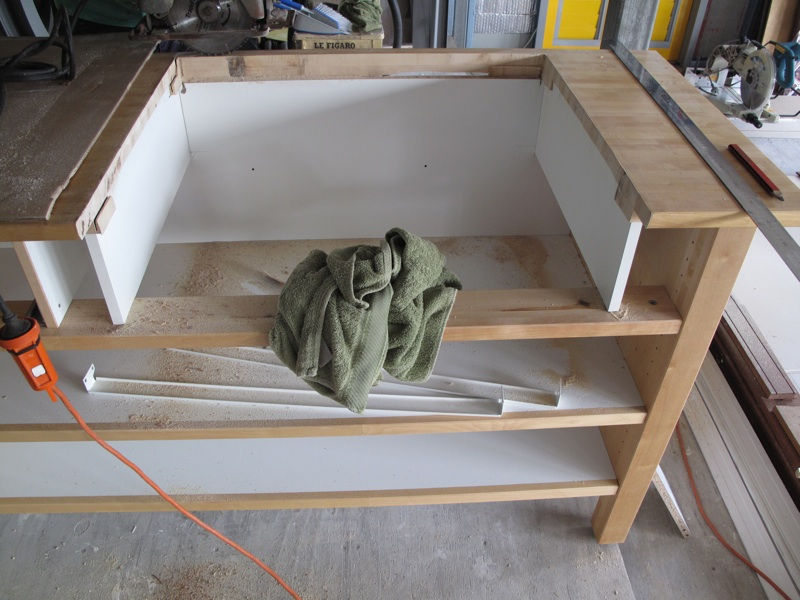 Double Drawer Ikea Kitchen Tools