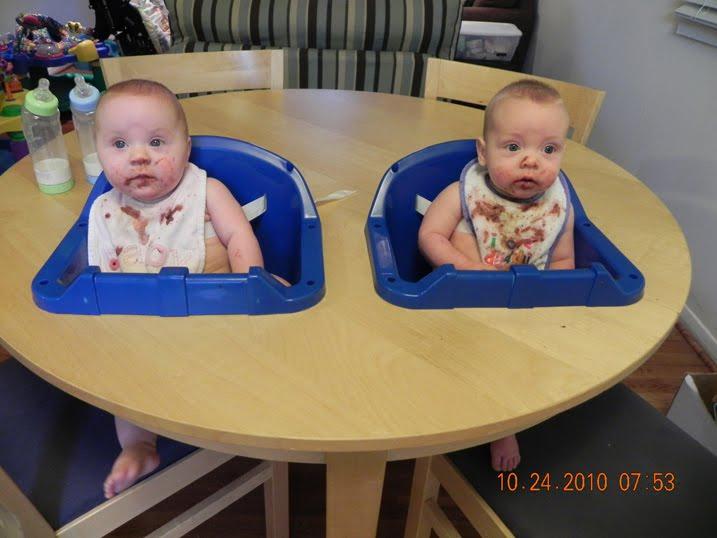 The Ultimate Twin Highchair - IKEA Hackers - IKEA Hackers