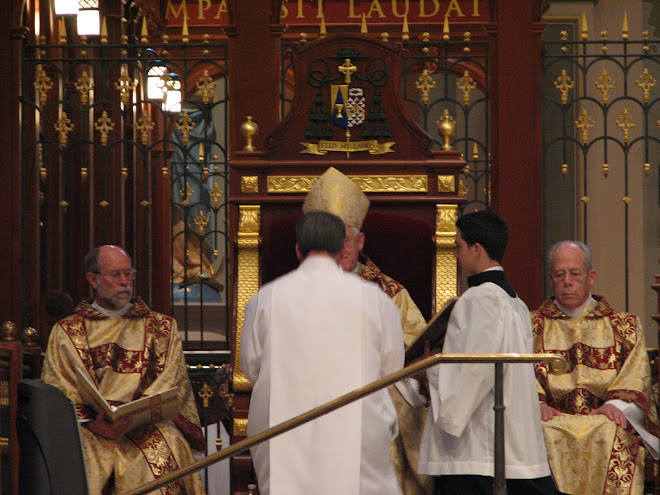 Deacon Pat's Homilies: Funeral Homily