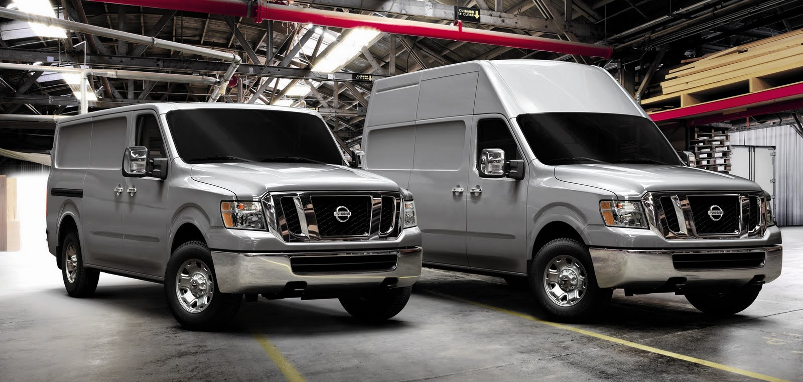 Commercial Truck Success Blog  The Brand New Nissan Nv