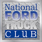 We're Proud To Be Associated With The National Ford Truck Club