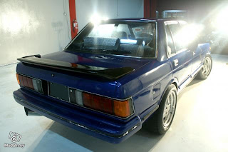 بِسْمِ اللّهِ الرَّحْمـَنِ الرَّحِيم: Nissan Bluebird 910