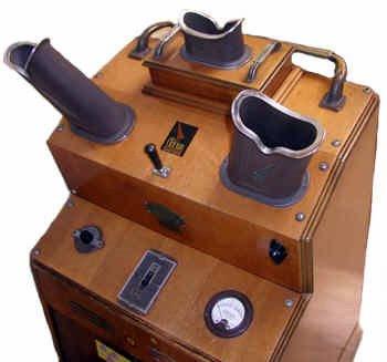 Shoe Fitting Fluoroscope For Sale