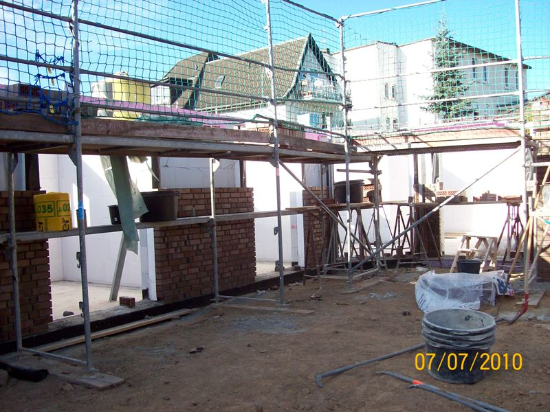 viebrockhaus bungalow in bad oeynhausen 14 16 tag haus verklinkern. Black Bedroom Furniture Sets. Home Design Ideas