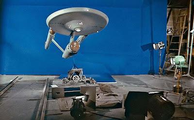 Klingon Bird Of Prey Tos Star Trek Prop, ...