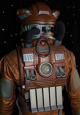 Idea has Star trek enterprise space suit have
