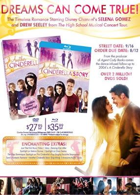 Blog de la Tele: Trailer de Another Cinderella Story - Selena Gomez!