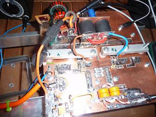 G4AKW: FT 817 Power Amplifier