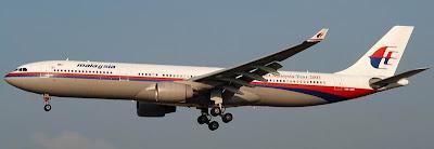 民用飛機: 馬來西亞航空系統 Malaysia Airlines System