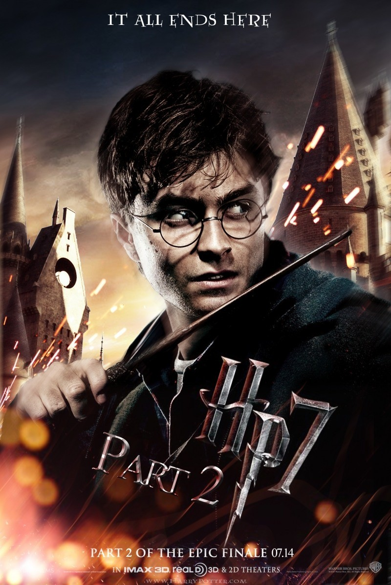 asfsdf Harry Potter and the Deathly Hallows Part II 2011