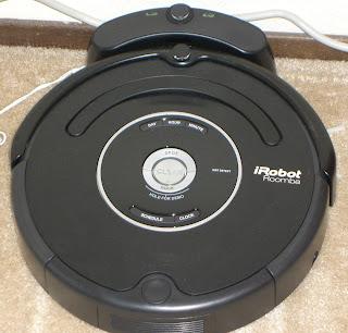 Traveling Tech Guy Blog Gadget Review Irobot Roomba