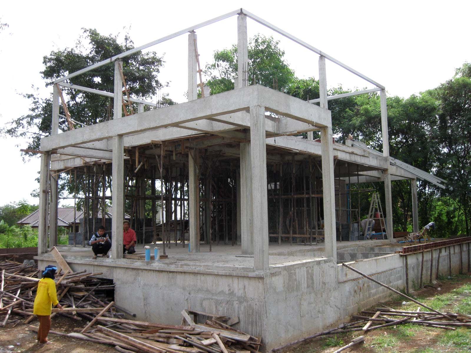thailand pakchong beobachtungen und erfahrungen hausbau in thailand teil 3 eine etage. Black Bedroom Furniture Sets. Home Design Ideas
