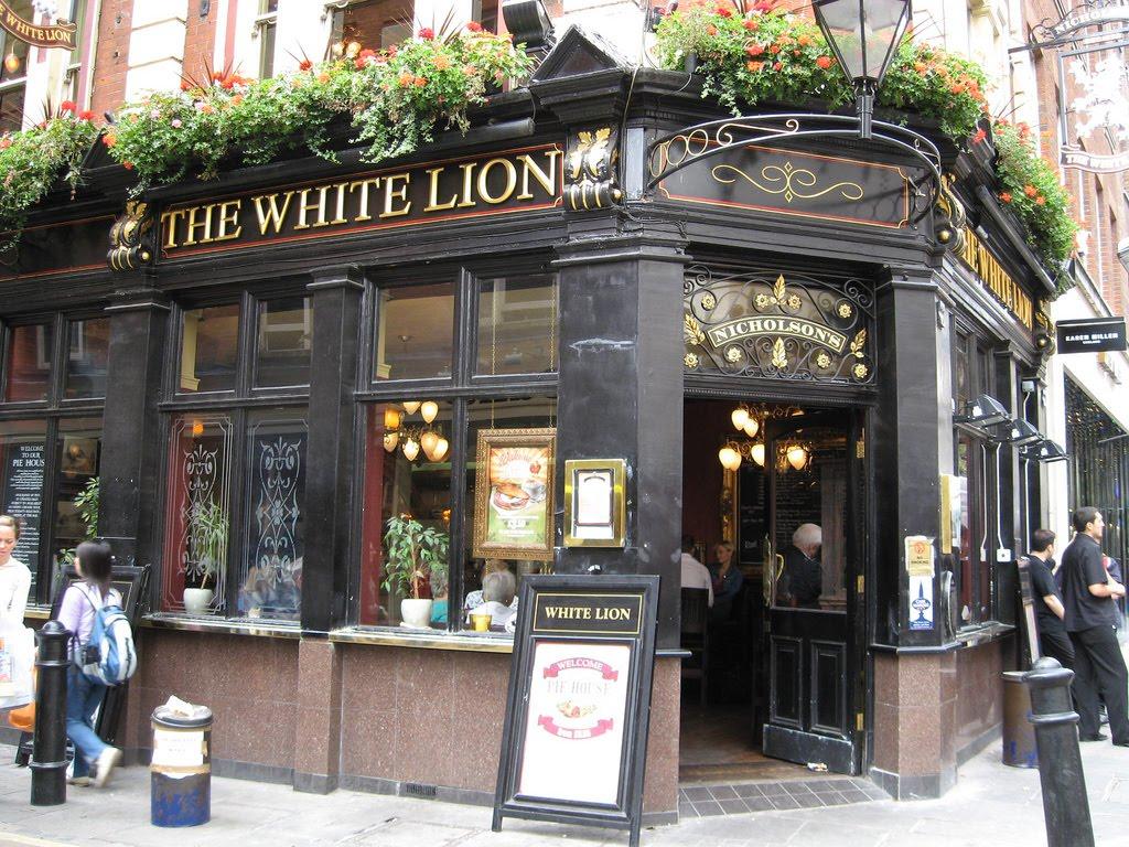 Best Pub Food London England