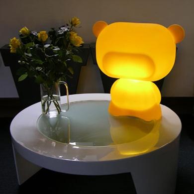 take a break have a kriskat d co design lampe art toy pure. Black Bedroom Furniture Sets. Home Design Ideas