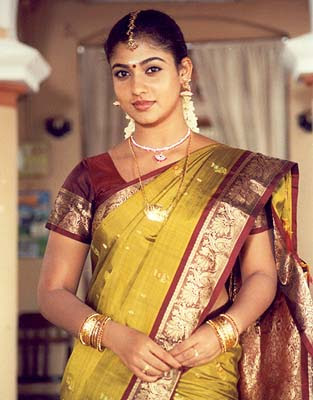 Email Collections Nayanthara In Saree