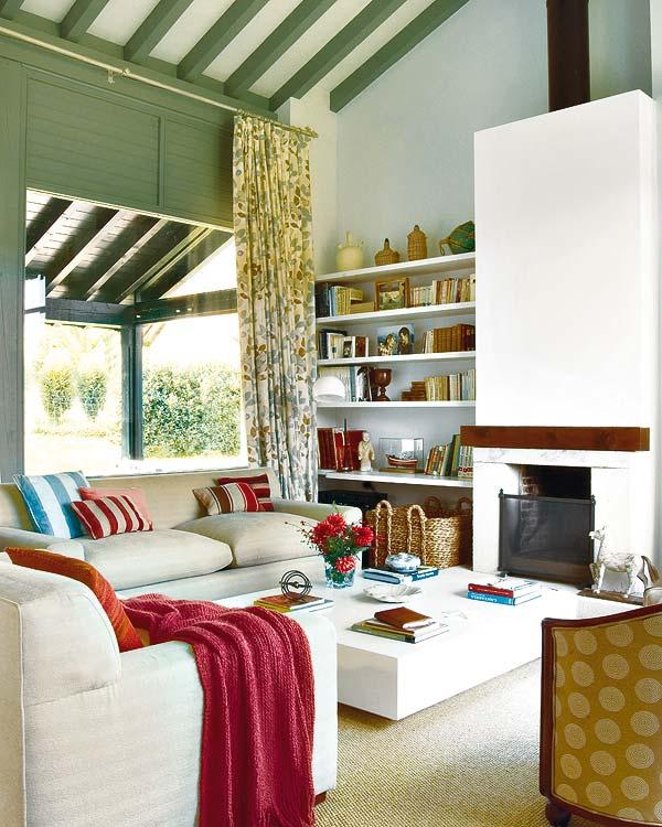 EV DEKORASYON HOB: Oturma odalar veya salon dekorasyonu