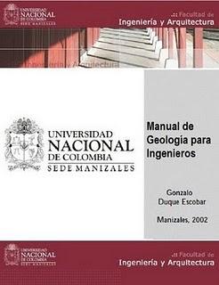 3 libro manual de geologia para ingenieros gonzalo duque escobar MGPI