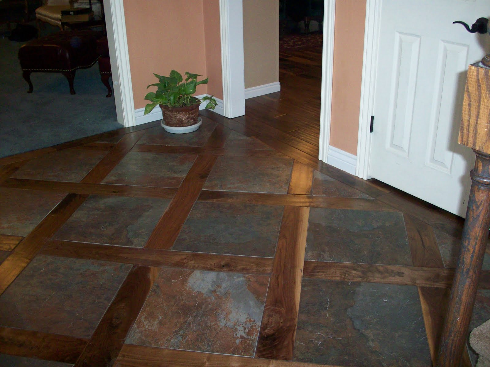 Tile Wood Floor