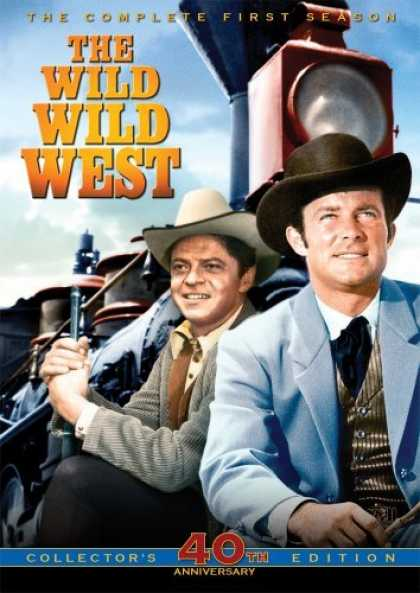 GREAT OLD MOVIES: THE WILD, WILD WEST SEASON 1
