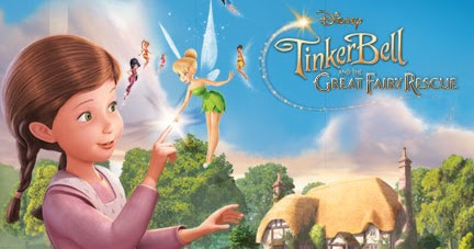 Disney Movies Online For Free: Watch Tinker Bell 3 (2010 ...