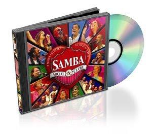 Samba Social Clube - Ao Vivo Vol. 1 (2008)